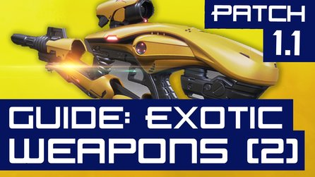 All About: Destiny (Folge 08) - Exotic Weapon-Guide nach Patch 1.1 (Teil 2)