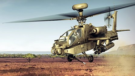 Apache: Air Assault - Test-Video