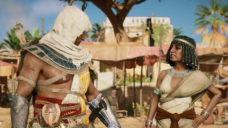 Assassin's Creed: Origins - Walkthrough-Video: So funktionieren Waffen, Skills und Kampfsystem