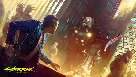 Cyberpunk 2077 - The Witcher-Macher versprechen starke Singleplayer-Kampagne: