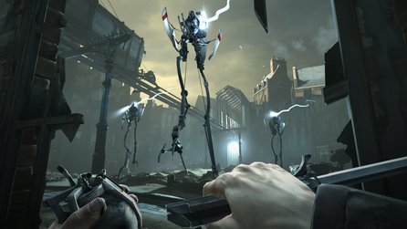 Dishonored: Die Maske des Zorns - Vorschau-Video zum düsteren Action-Adventure