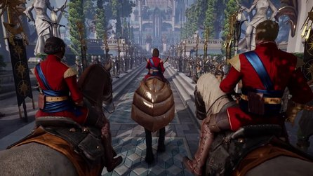 Dragon Age: Inquisition - Ankündigungs-Trailer zum DLC »Trespasser«