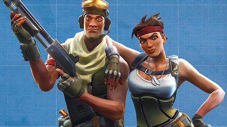 Fortnite - UPDATE: Login-Probleme & Server-Wartung auf PS4, Xbox One