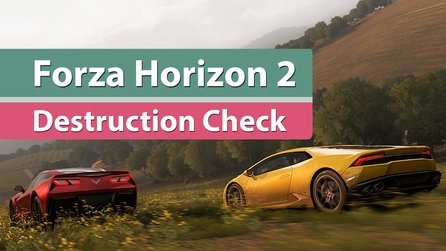 Forza Horizon 2 - Schadensmodell im Video-Check