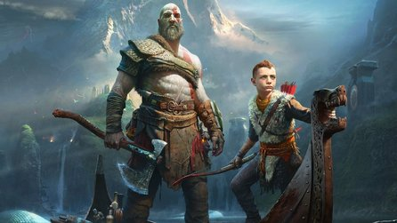God of War - PS4-Actionspiel erreicht Goldstatus