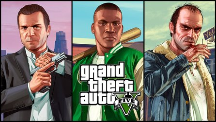 GTA 5 - Downloadgröße der PS4-Version und PS4-Gamepad-Features
