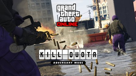 GTA Online - Update kommt mit neuem »Kill Quota«-Modus & Event