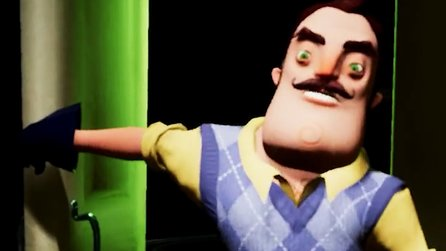 Hello Neighbor - Launch-Trailer & viel Kritik von den Spielern
