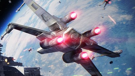 Star Wars: Battlefront 2 - 9 Minuten Gameplay-Video aus dem Fighter-Assault-Modus