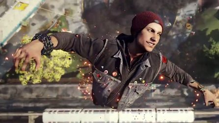 inFamous: Second Son - E3-Trailer mit Gameplay-Szenen aus dem PS4-Actionspiel