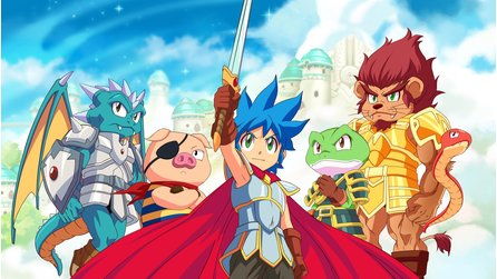 Monster Boy and the Cursed Kingdom im Test - So geht Oldschool-Jump & Run
