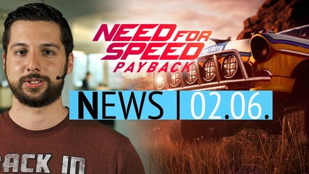 News: Need for Speed Payback mit Offroad-Rennen - Bilder aus Life is Strange Prequel