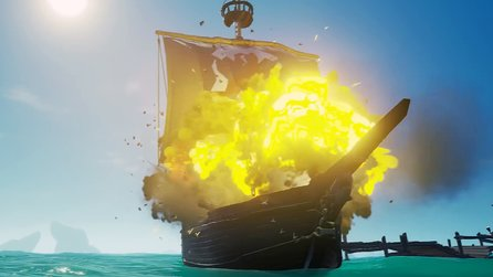 Sea of Thieves - In 8 Minuten erklärt: Was bietet das Piraten-Spiel? (Trailer)