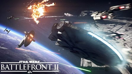 Star Wars Battlefront 2 - Offizieller Starfighter Assault Trailer