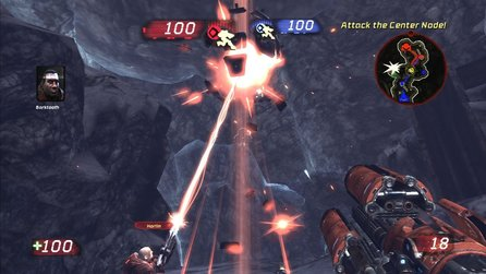 Unreal Tournament 3 (dt.) - Xbox 360-Test im Test