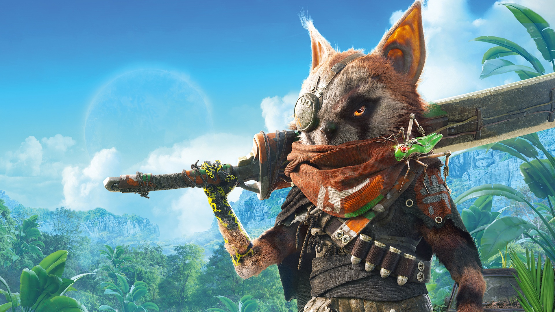 biomutant open world rpg mit kung fu setting f r ps4. Black Bedroom Furniture Sets. Home Design Ideas