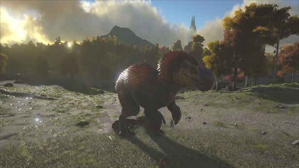 Ark: Survival Evolved - Trailer zum »Turkey Trial« zeigt den Riesentruthahn