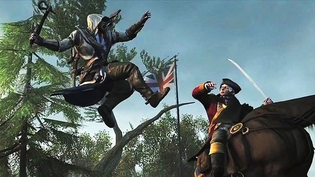 Assassin's Creed 3 - Gameplay-Trailer