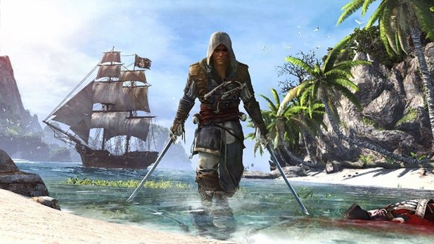 Assassin's Creed 4: Black Flag - Gameplay-Trailer