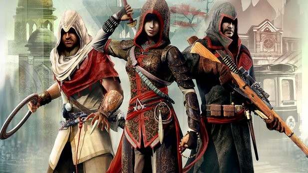 Assassin's Creed Chronicles - Debüt-Trailer: Drei Assassin's-Creed-Sidescroller kommen