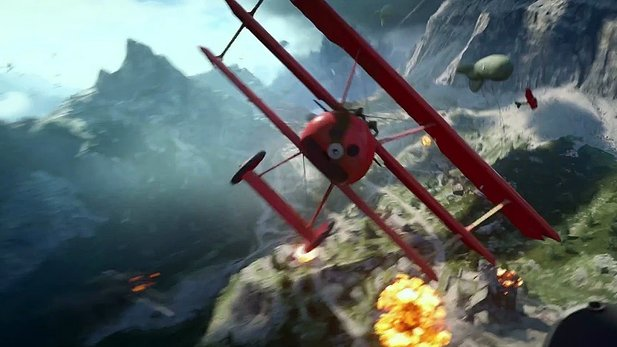 Battlefield 1 - Erster In-Engine-Trailer zum Shooter