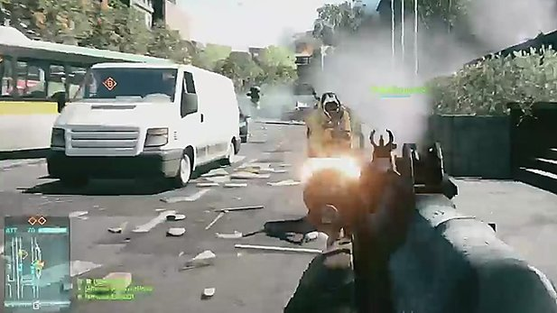 Battlefield 3 - E3 2011: Multiplayer-Gameplay