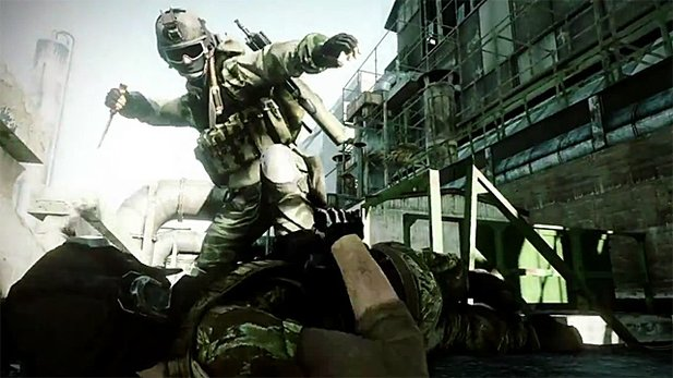 Battlefield 3 - Launch-Trailer zu Close Quarters