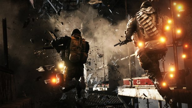 Test-Video von Battlefield 4