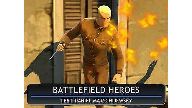 Test-Video zu Battlefield Heroes