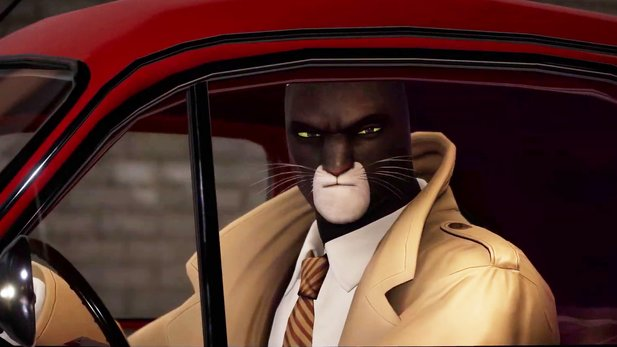 Blacksad: Under the Skin - Launch-Trailer zum Noir-Adventure im Telltale-Stil