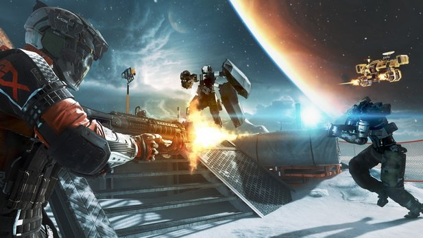 Call of Duty: Infinite Warfare steht ab sofort zusammen mit Call of Duty: Modern Warfare Remastered zum Preload bereit.