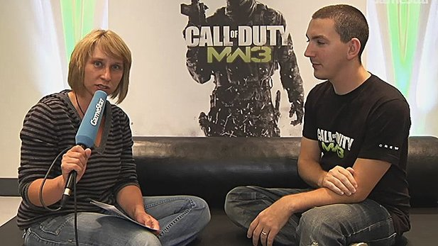 Interview mit Robert Bowling zu Modern Warfare 3