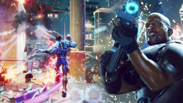 "Crackdown 3 - Gameplay-Trailer stellt Multiplayer-Modus ""Wrecking Zone"" vor"