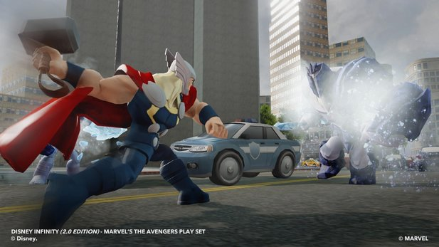 Disney Infinity 2.0 erscheint in Nordamerika am 23. September.
