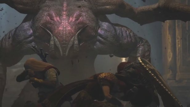 Dragon's Dogma: Dark Arisen - Gameplay-Trailer der PC-Version