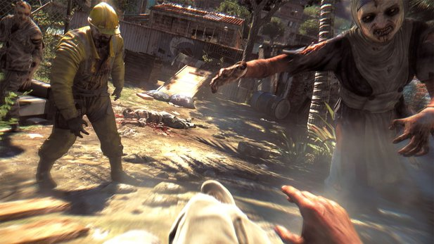 Dying Light - Gameplay-Video: 12 Minuten aus dem »Renn«spiel mit Zombies