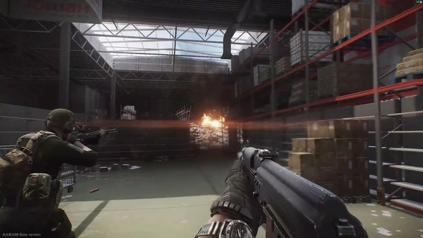 Escape from Tarkov - Vier-Minuten-Trailer zu Patch 0.8 zeigt neue Map Interchange und Helm-Visiere