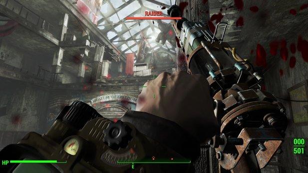 Fallout 4 Auflösung
