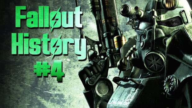 Fallout History - Teil 4 - Fallout 3 (2008)