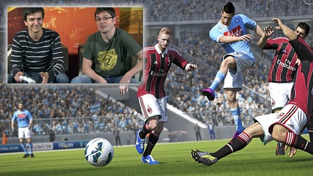 Multiplayer-Match FIFA 14