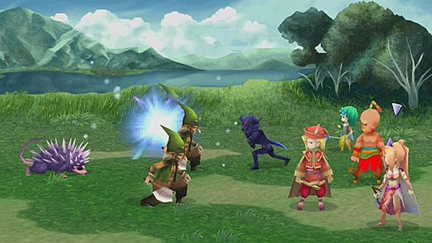 Final Fantasy IV - Test-Video zur Mobile-Version