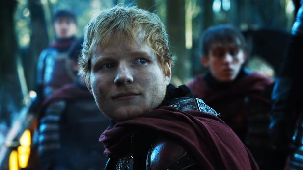 Ed Sheerans Gastauftritt in Game of Thrones kam bei vielen Fans nicht so gut an. (Quelle: HBO)