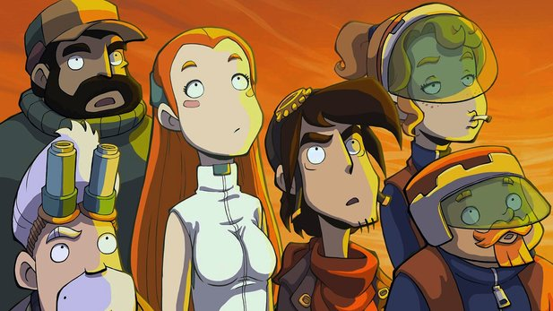 Test-Video von Goodbye Deponia