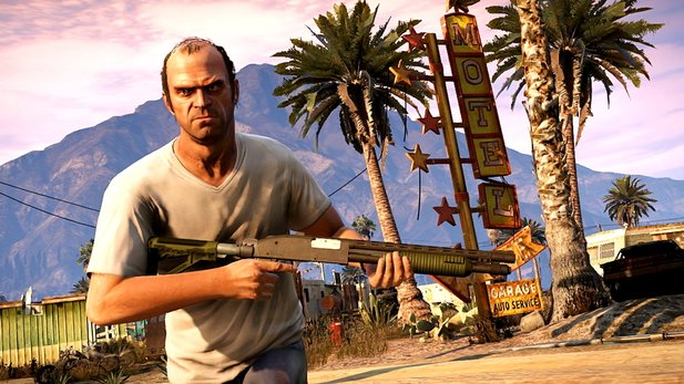 Grand Theft Auto 5 - Launch-Trailer für die Next-Gen-Version
