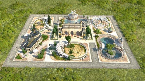 anno 1800 zoo