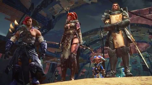 Guild Wars 2 - »Point of No Return«-Trailer zum Staffelfinale