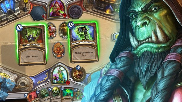 Test-Video von Hearthstone: Heroes of Warcraft