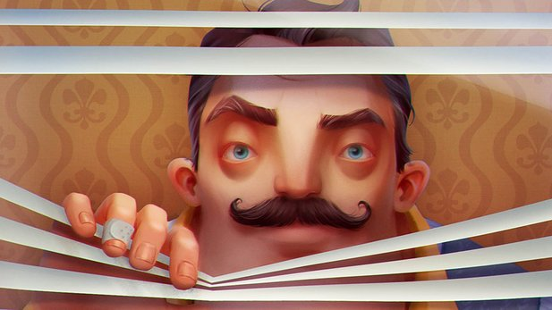 Hello Neighbor - Gameplay-Trailer zeigt Stealth-Gameplay, intelligente KI und eine Verfolgungsjagt.