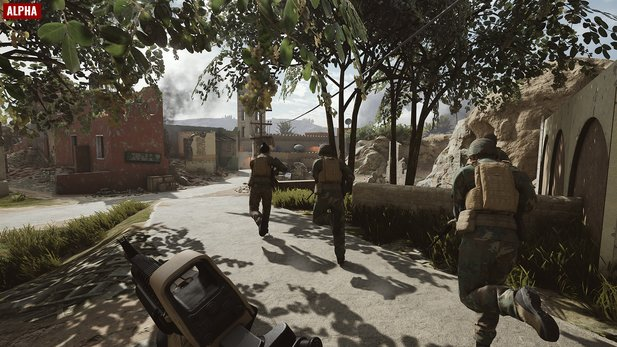 Insurgency: Sandstorm - Trailer: Fast 4 Minuten PvP-Gameplay & Beta-Termin
