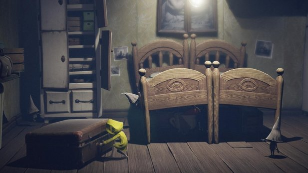 "Little Nightmares - ""Hide and Seek""-Trailer liefert 7 Minuten Gameplay zum süßen Horrorspiel"